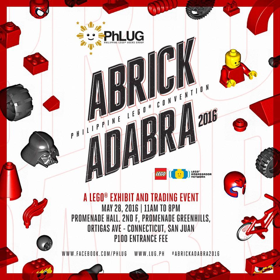 Abrick Adabra 2016