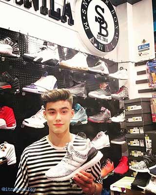 77d33b6d9 Bailey May Visits Sneaker Box Manila « Music Museum Group