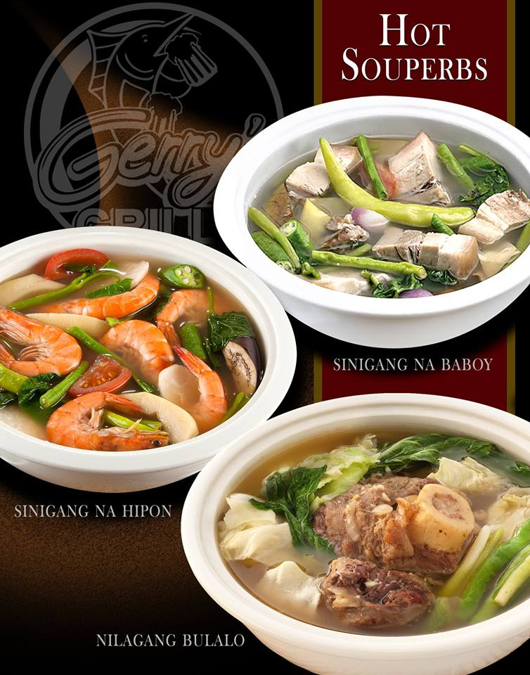 Gerry's Grill - soups