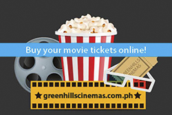 Buy your movie tickets online!