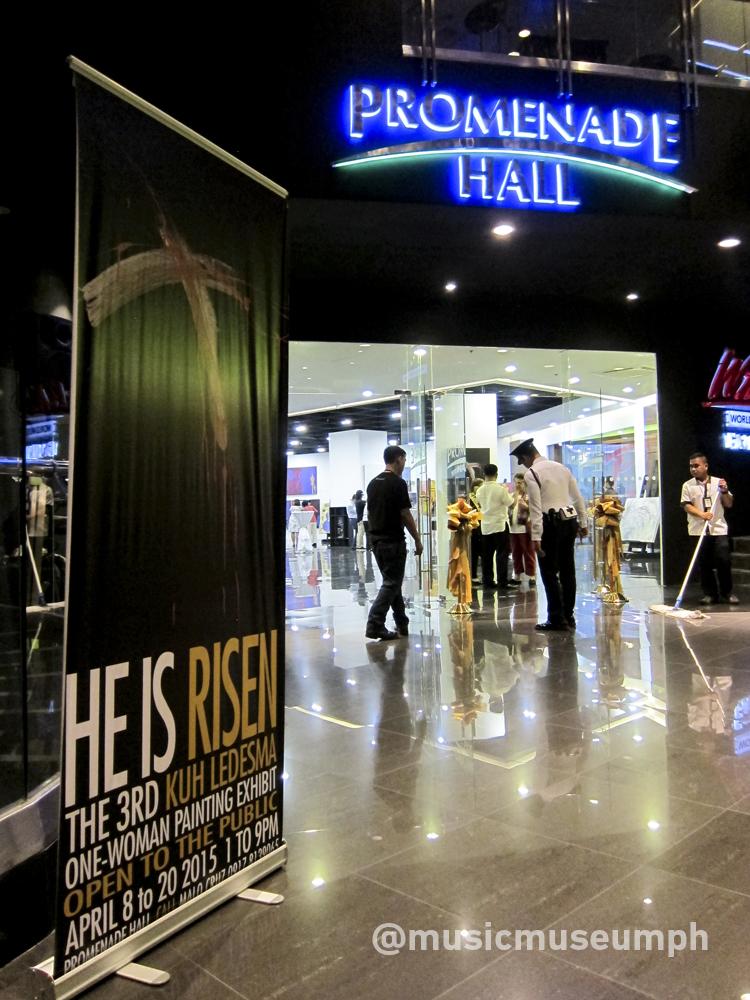 Kuh Ledesma - He is Risen 2