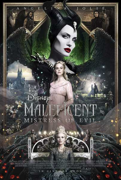 Maleficent Mistress Of Evil 2d Atmos Music Museum Group