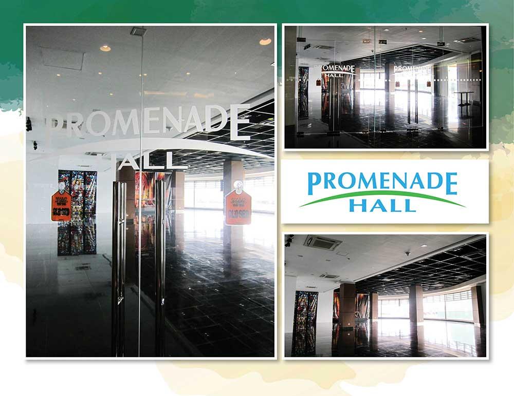 Promenade Hall